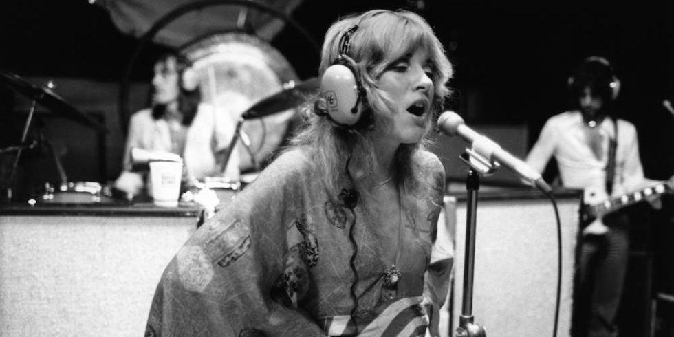 <p>Listen to a stunning Stevie Nicks vocal performance.<span></span></p>