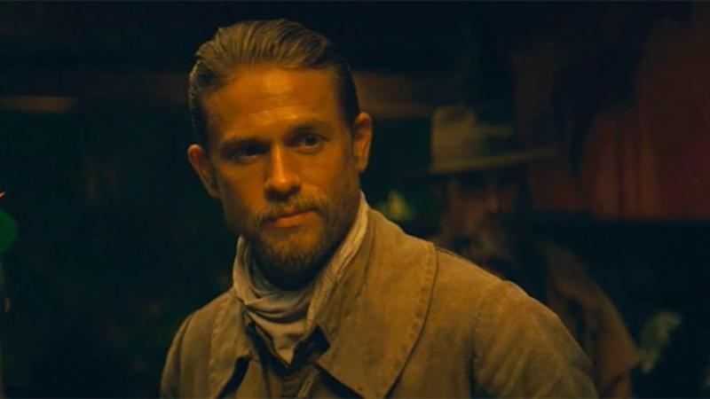 charlie hunnam the lost city of z