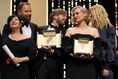 Swedish comedy 'The Square' is surprise Cannes winner