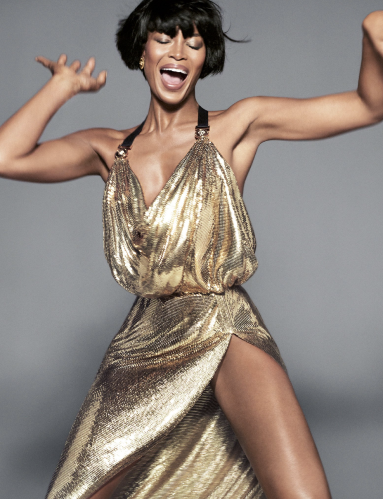 <p><strong>Photographer</strong>: Steven Meisel</p><p><strong>Model</strong>: Naomi Campbell</p>