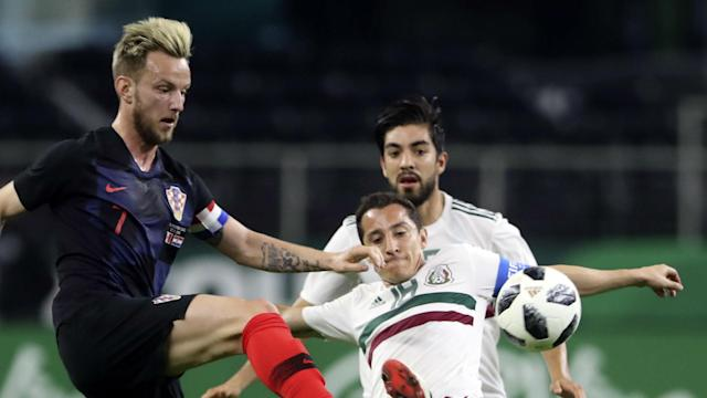 Juan Carlos Osorio's side came up short against the European outfit, losing 1-0 with the Barcelona midfielder netting from the spot