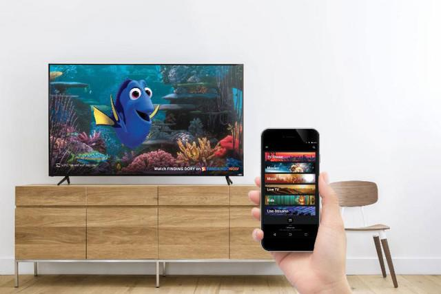 Vizio's updated SmartCast app is simpler to use, with better