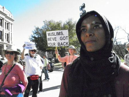 Hundreds gather for Texas Muslim Capital Day