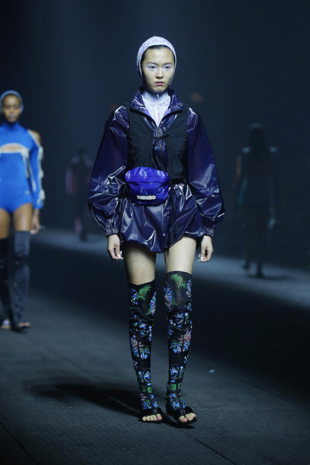 e8854073b12a6 Longtime Kenzo designers stage final show in Paris