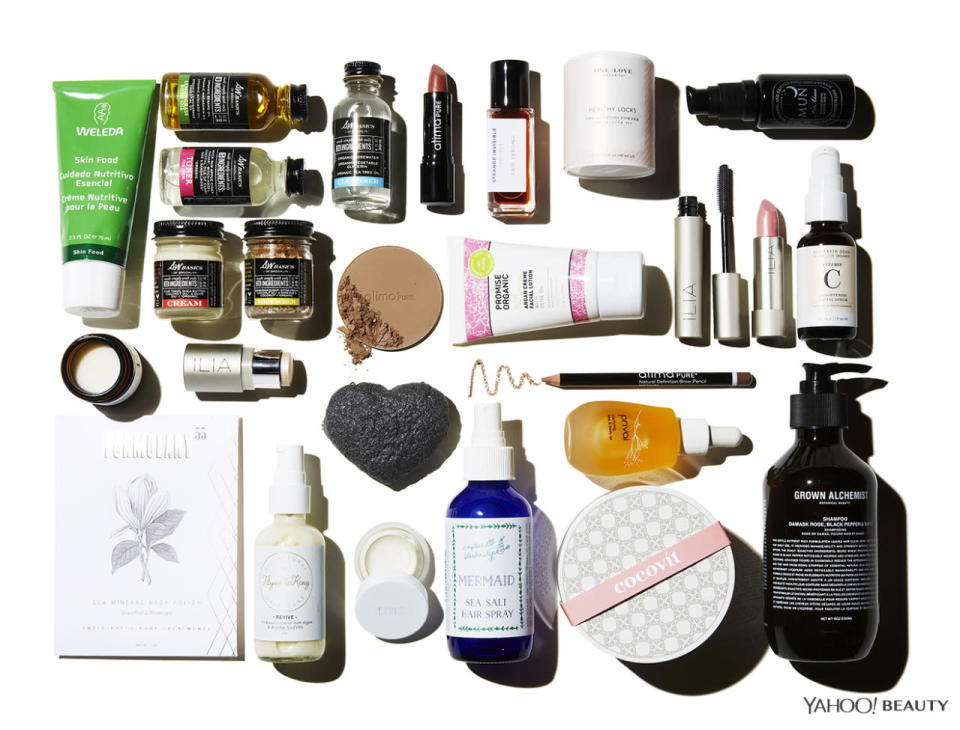 <p>These beauty gifts will deliver great results (and props to the mindful shopper) without a lengthy ingredient list. (Photo: Jon Paterson)<br></p>