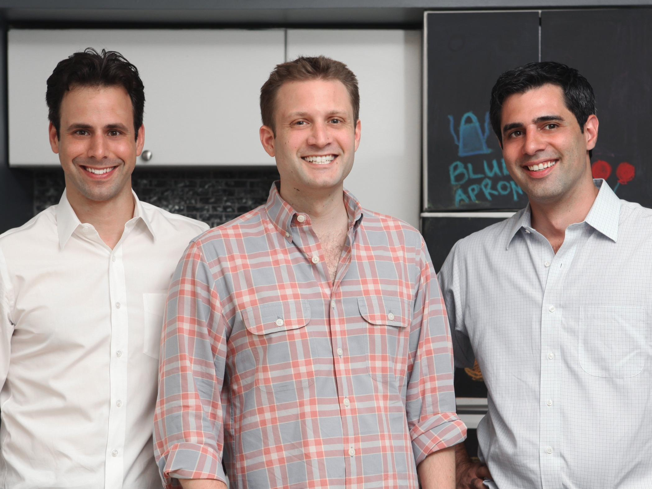 Blue apron yahoo finance -  2 Billion Blue Apron A Startup That S A Godsend For Lazy Cooks Will Now Deliver Wine To Your Door