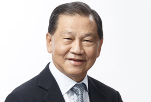 Liew Mun Leong, Chairman of Changi Airport Group. (PHOTO: CAG website)