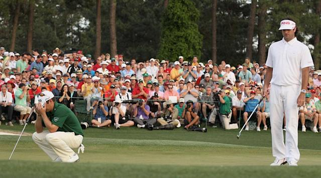 With fierce competition and lofty stakes, the Masters tournament sometimes ends in a tense and action-packed playoff.