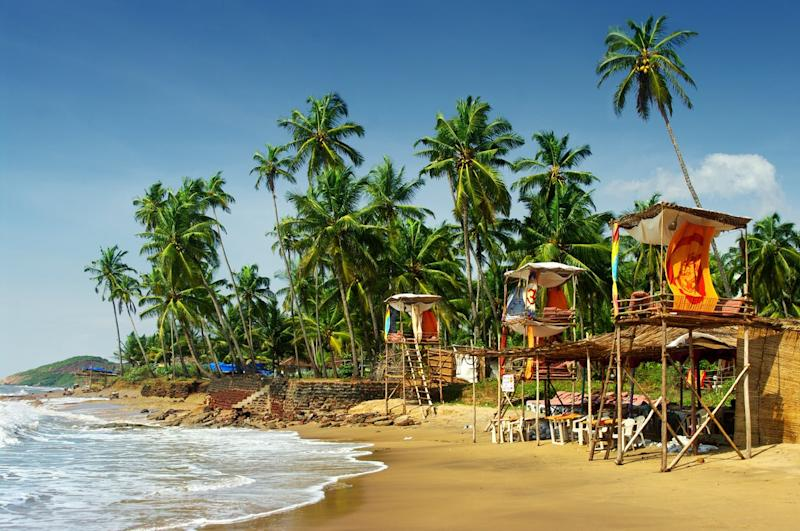 Get all the winter sun you need in Goa: Getty
