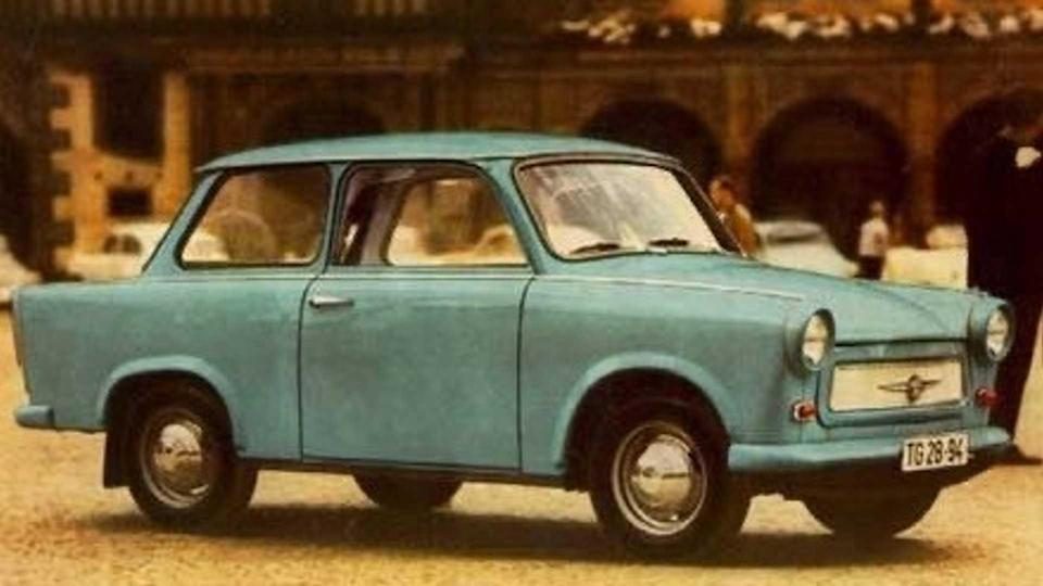 Collection - Trabant