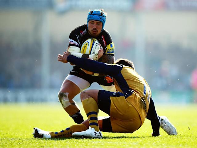 Exeter made light work of struggling Bristol (Getty)