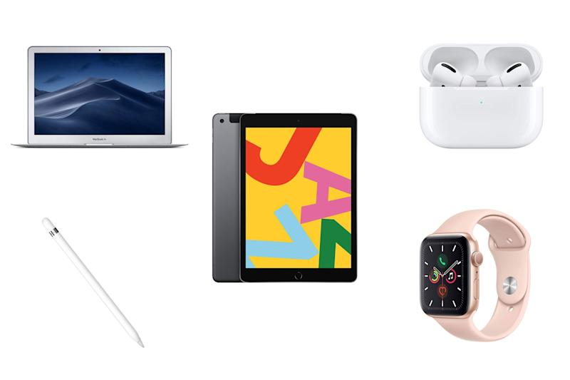 Apple devices are seriously marked down for Cyber Monday — including the newest iPad for $249
