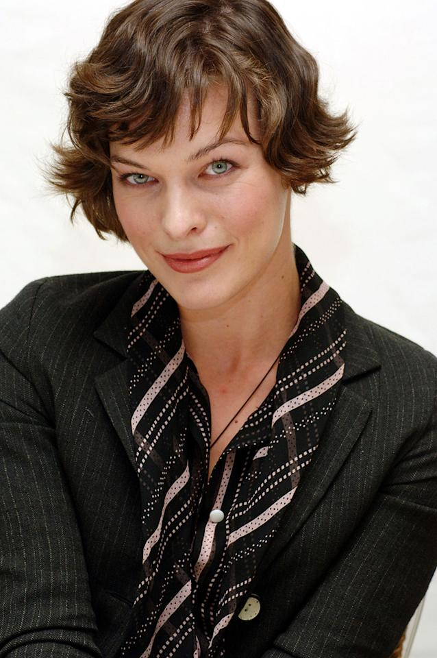 "<a href=""http://movies.yahoo.com/person/milla-jovovich/"">Milla Jovovich</a>: Born in Kiev, she was spotted at age 11 by famed photographer Richard Avedon, who featured her in Revlon's ""Most Unforgettable Women in the World"" ads. Jovovich went on to appear on dozens of magazine covers and in campaigns for several brands including Banana Republic, Donna Karan, Gap and Versace. But she's also carved out a major acting career as star of the sci-fi ""Resident Evil"" series (directed by her husband, Paul W.S. Anderson) and has appeared in films as varied as ""The Fifth Element"" ''He Got Game"" and ""Stone."" But she still keeps a hand in fashion, in recent years serving as co-designer for the clothing line Jovovich-Hawk and sitting in the front row of shows for Chanel, John Galliano and Nina Ricci. (Jovovich also recorded her first album when she was just 16. But that's a whole 'nother list.)"