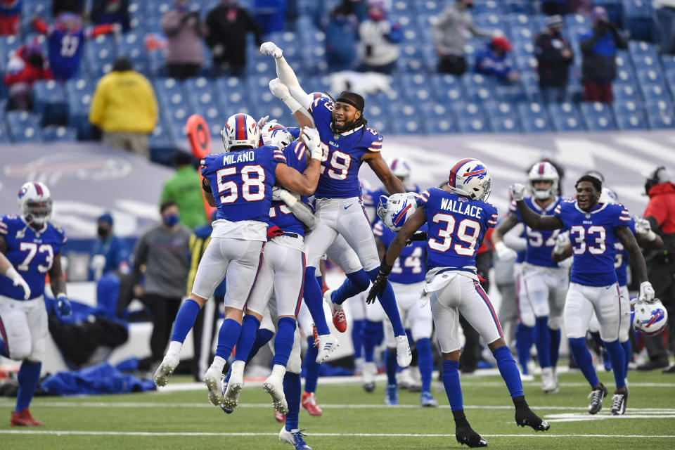 Buffalo Bills Beat Indianapolis Colts 27-24 for First Playoff Win Since 1995