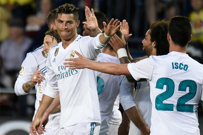 Ronaldo and Bale Score in Real Draw as Zidane Hands Son Luca Debut