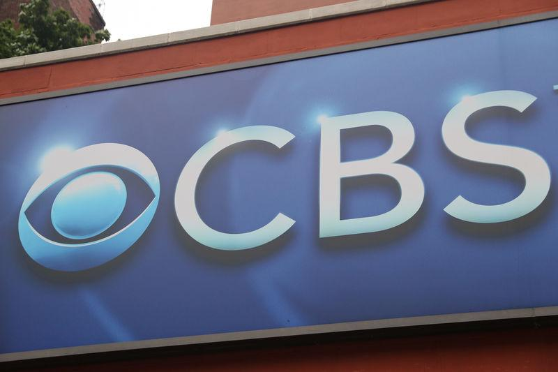 CBS subpoenaed by NYC district attorney on Moonves
