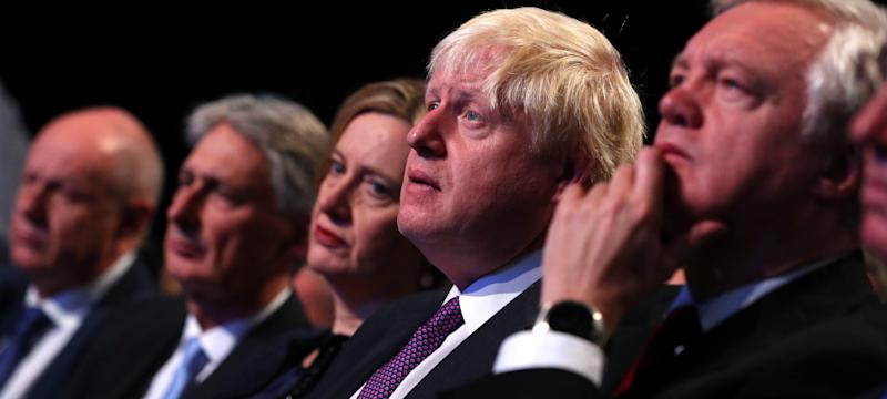Image result for amber rudd tell boris johnson to stand up