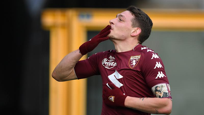 AC Milan target Belotti earns Shevchenko comparison from Gattuso