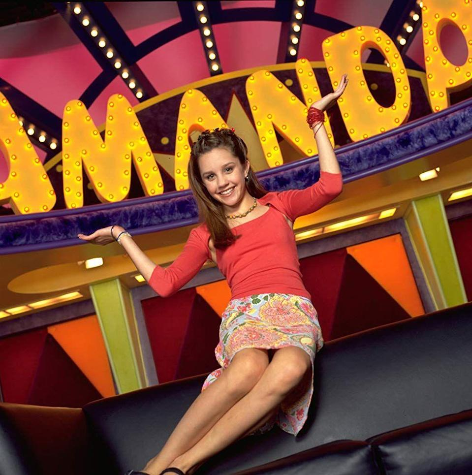 """<p>Please jump into this time machine with me and let's go back to the days when Amanda Bynes was the Queen of Nickelodeon. Like, girl had her own freakin' show. </p><p><a class=""""link rapid-noclick-resp"""" href=""""https://www.amazon.com/The-Amanda-Show-Episode-2/dp/B003Y7HAH2/ref=sr_1_1?crid=1CJ5DC0ICQ1W9&keywords=the+amanda+show&qid=1562094563&s=instant-video&sprefix=the+amanda+show%2Cinstant-video%2C120&sr=1-1&tag=syn-yahoo-20&ascsubtag=%5Bartid%7C10063.g.34770662%5Bsrc%7Cyahoo-us"""" rel=""""nofollow noopener"""" target=""""_blank"""" data-ylk=""""slk:Watch Now"""">Watch Now</a></p>"""