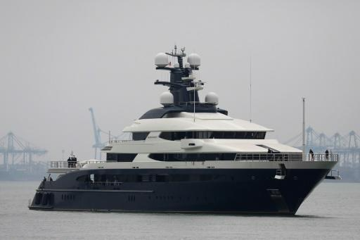 Malaysia said the luxury yacht Equanimity, allegedly bought for $250 million with funds looted from 1MDB, had been sold for around half that price