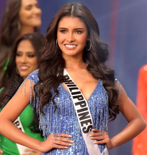 Rabiya made Philippines proud when she finished as a Top 21 semifinalist at the Miss Universe pageant in Hollywood, Florida