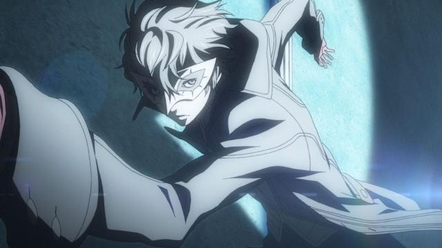 'Persona 5' lets you live the life of a normal high school student … who also fights monsters.