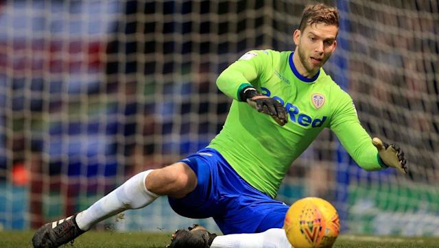 "<p>Felix Wiedwald only joined Leeds last summer, but the German stopper looks certain to leave this summer following a torrid first season. </p> <br><p>Following Rob Green's departure to <a href=""http://www.90min.com/teams/huddersfield?view_source=incontent_links&view_medium=incontent"" rel=""nofollow noopener"" target=""_blank"" data-ylk=""slk:Huddersfield"" class=""link rapid-noclick-resp"">Huddersfield</a> in August, the starting spot was entrusted to the former Werder Bremen man. From the off, the 27-year-old looked shaky between the sticks and has made a number of costly errors during his maiden campaign in Yorkshire. </p> <br><p>With only a quarter of the season remaining, Wiedwald hasn't improved and still looks nervous whenever a ball is looped into the box. His latest error came in Leeds' last defeat, when he failed to stop Patrick Bamford's speculative drive. </p> <br><p>Wiedwald is in need of some miraculous performances from hereon in, if he's to be playing for the <a href=""http://www.90min.com/leagues/championship?view_source=incontent_links&view_medium=incontent"" rel=""nofollow noopener"" target=""_blank"" data-ylk=""slk:Championship"" class=""link rapid-noclick-resp"">Championship</a> side next season. </p>"