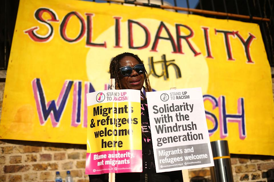 The Windrush compensation scheme is too complex and too slow, MPs have said (Yui Mok/PA) (PA Archive)