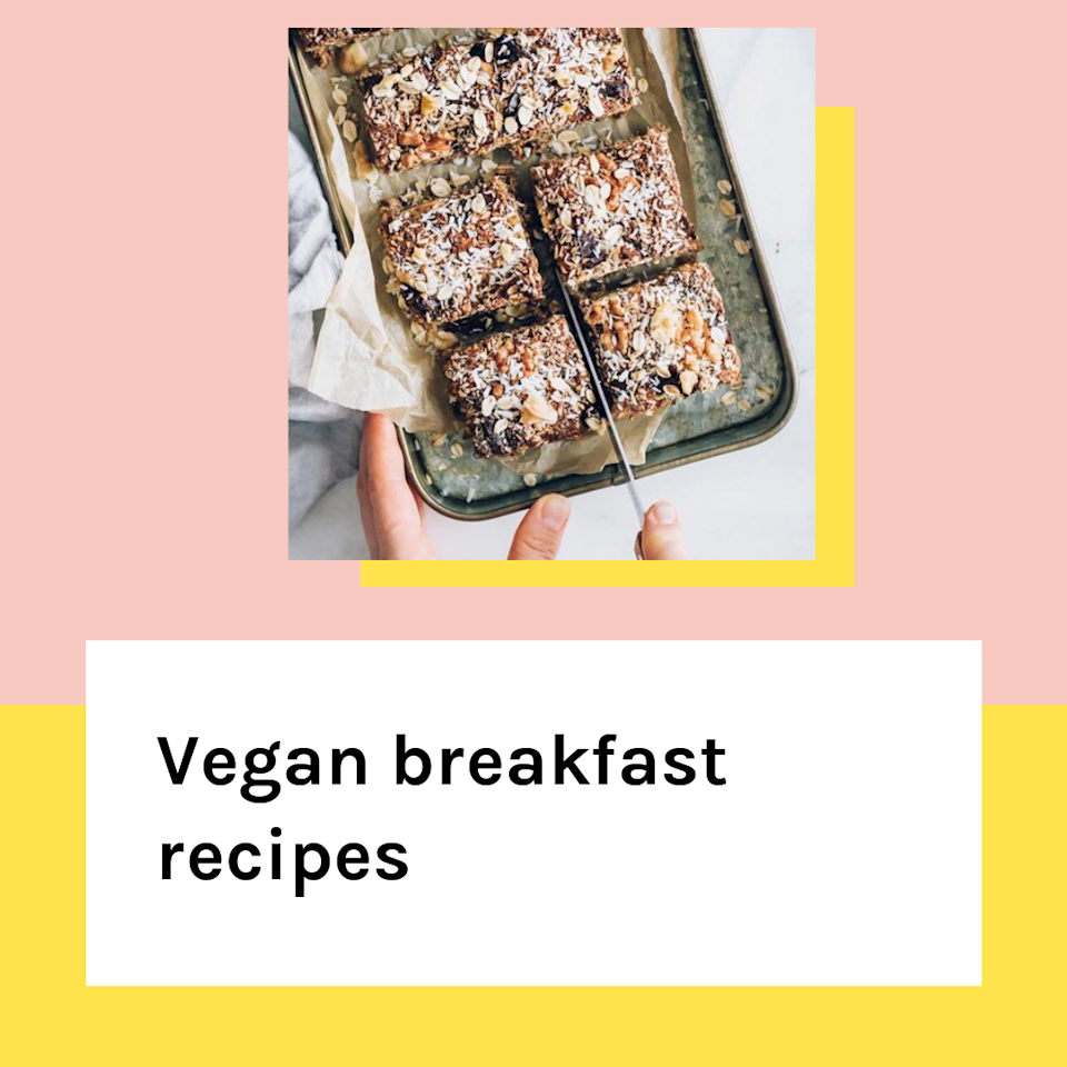 <p>Don't fret—vegan brekkie recipes are aplenty. Think overnight oats, protein pancakes and tofu scramble. Keep scrolling.</p>