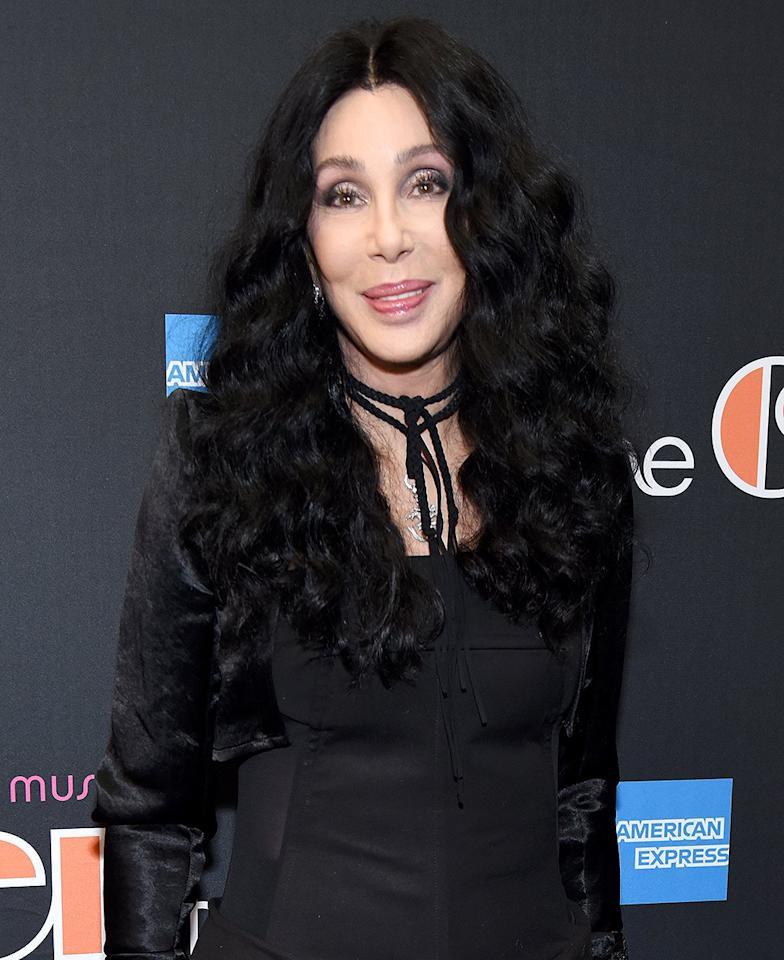 "<strong>""In this era I could hardly take a bad picture. And all my clothes were fabulous and I loved them and I spent pretty much all my time naked."" </strong>  — Cher, <a href=""https://www.youtube.com/watch?v=ElSJb6CmS3c"">reflecting on her most iconic looks</a> over the years, in a video for <em>Vogue</em>"