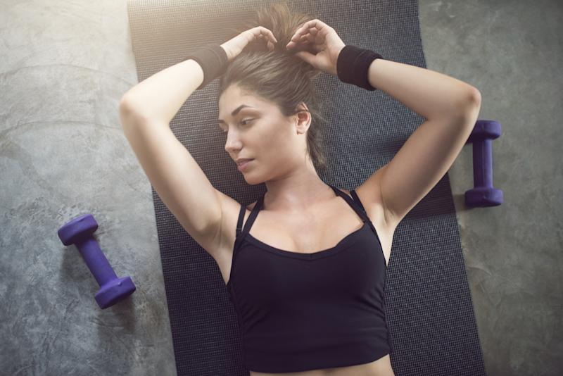 Here's Why Women Should Pay More Attention to Their Pectoral Muscles
