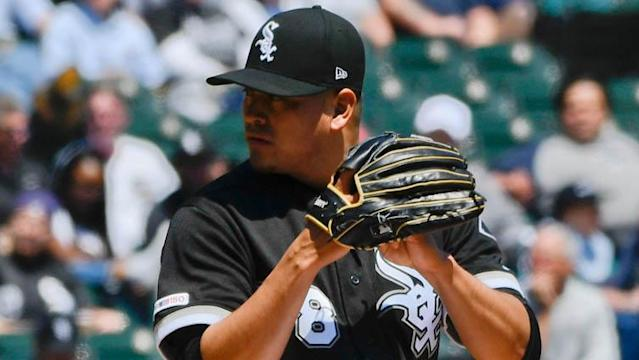 If it seems like you've read an awful lot about how the White Sox have no starting-pitching depth at the moment, it's because you have. But after Manny Banuelos departed Tuesday's start with an injury, here we go again.