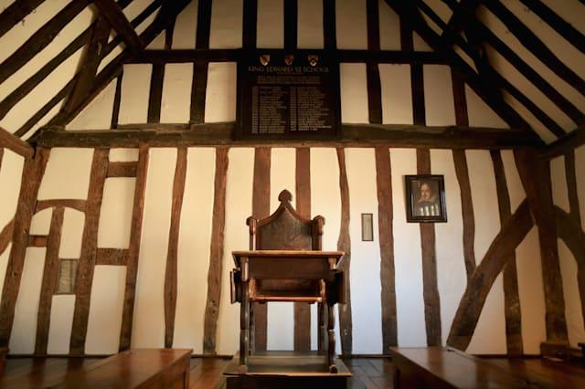 Shakespeare's Schoolroom Opens To The Public