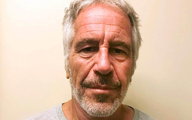 The late sexual abuser Jeffrey Epstein - AP