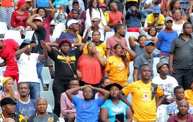 Amakhosi fans were left red-faced by their team's failure to get past Wits and book their place in the final of the 2017 TKO