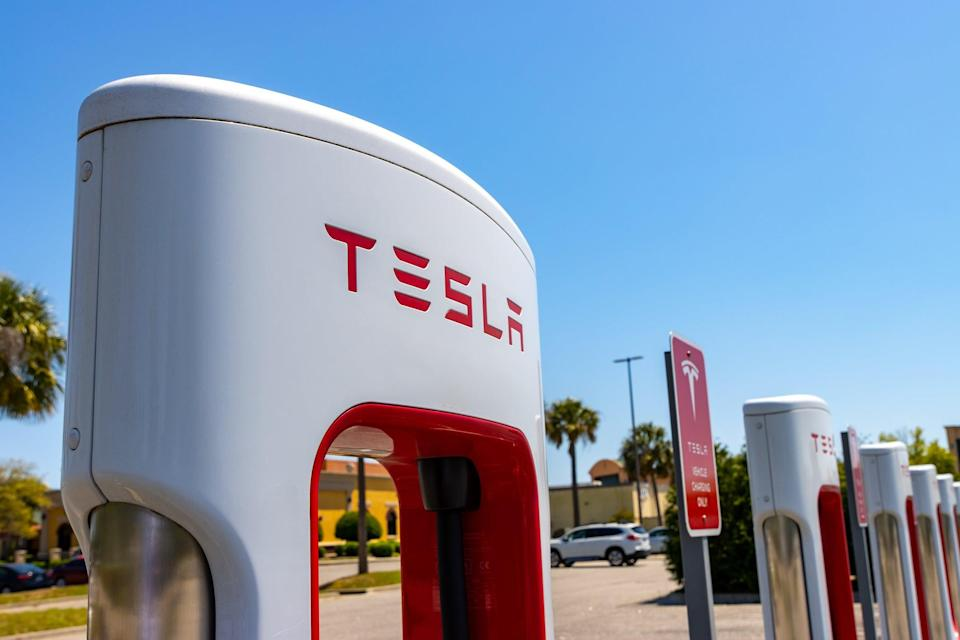 <p>Elon musk is now opening a 1950s diner for Tesla owners</p> (Getty Images)