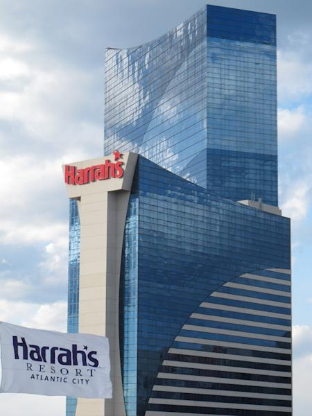 This March 20, 2013 photo shows Harrah's Resort in Atlantic City, N.J. The resort posted $127 million in gross operating profit in 2012, ranking it first among Atlantic City N.J.'s 12 casinos. Atlantic City's casinos collectively made $360 million in operating profits last year, down 27.5 percent from 2011. (AP Photo/Wayne Parry)