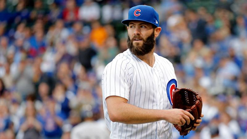 d06678e859c MLB free agency rumors  Jake Arrieta signs 3-year deal with Phillies