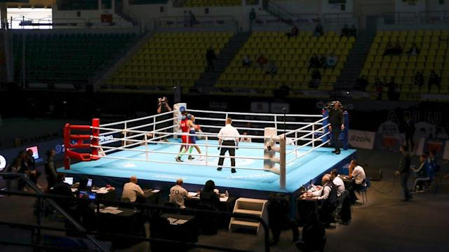 The Internationa Olympic Committee has suspended all boxing qualifiers in Europe and the US
