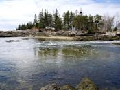 """<p>If you wanna talk about the most underrated beach state in the country, it might well be Maine. Not only do you have all the beaches south of Portland (OOB in the house!), you've also got this favorite summertime getaway for locals who don't much care for tourists (also known as """"everyone in Maine""""). It boasts dramatic rock formations, tidal pools, hiking trails, and not one but TWO snack bars. That is all. <i><i><i>(Photo:</i></i> <a href=""""https://www.flickr.com/photos/bwc/16655570974/"""" rel=""""nofollow noopener"""" target=""""_blank"""" data-ylk=""""slk:Flickr/bwc)"""" class=""""link rapid-noclick-resp"""">Flickr/bwc<i>)</i></a></i></p>"""