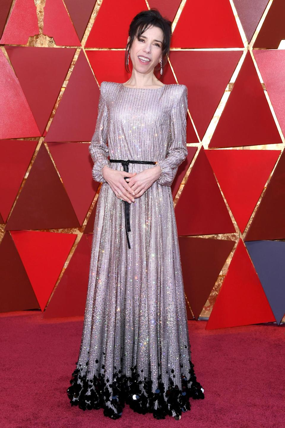 Hawkins at the 2018 Oscars (Getty Images)