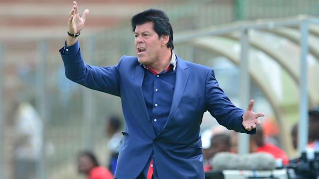 Eymael has been ordered to return to the Limpopo club by the PSL DRC committee this week, but he refuses to do so