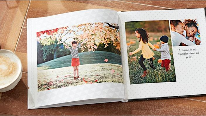 Shutterfly can help you add a personal touch this Father's Day.