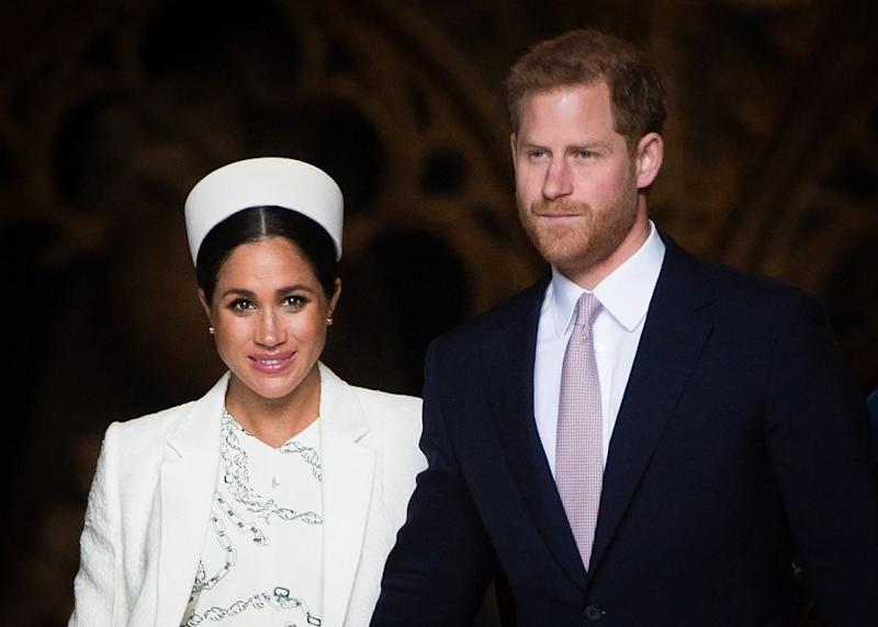 """Here are the exact """"untrue"""" news stories Meghan Markle and Prince Harry are suing over"""