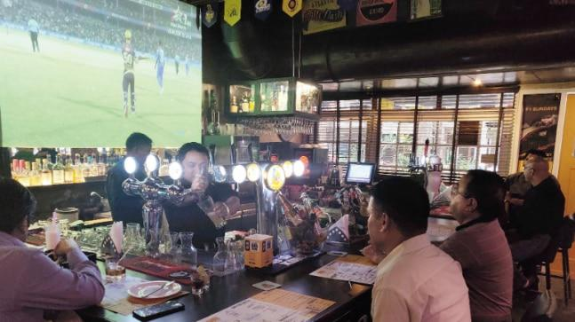 With enticing deals on food and spirits, the IPL season can be one long party for those who frequent sports bars and pubs in Delhi.