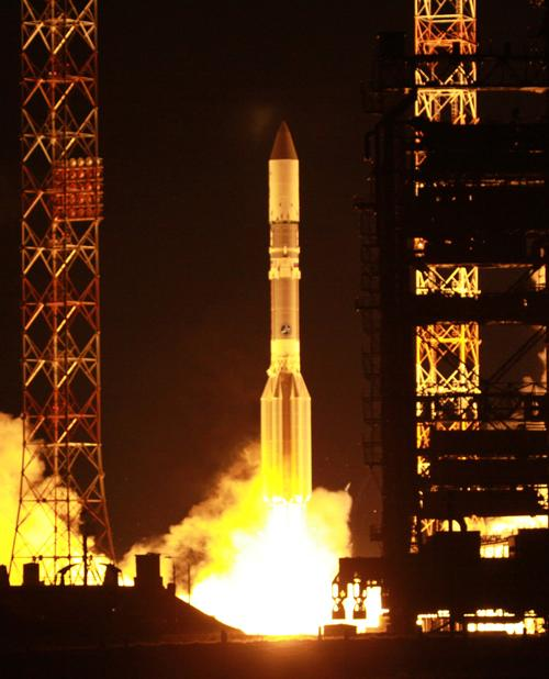 Russian Rocket Failure Confirms Need to Fully Review Booster's Upper Stage
