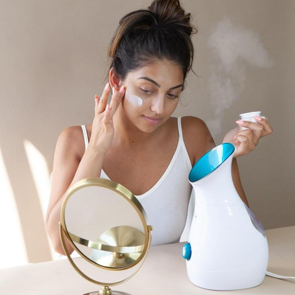 More Than 11,000 People Think This Is the Best Facial Steamer Money Can Buy