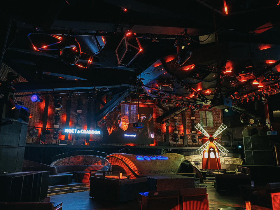 Zouk Cinema Club will deliver guests an immersive one-of-a-kind theatrical experience with dramatic, state-of-the-art lighting and sound-system effects, as nightlife outlets remain unable to open amid government restrictions during the Covid-19 pandemic. (Photo: Zouk)
