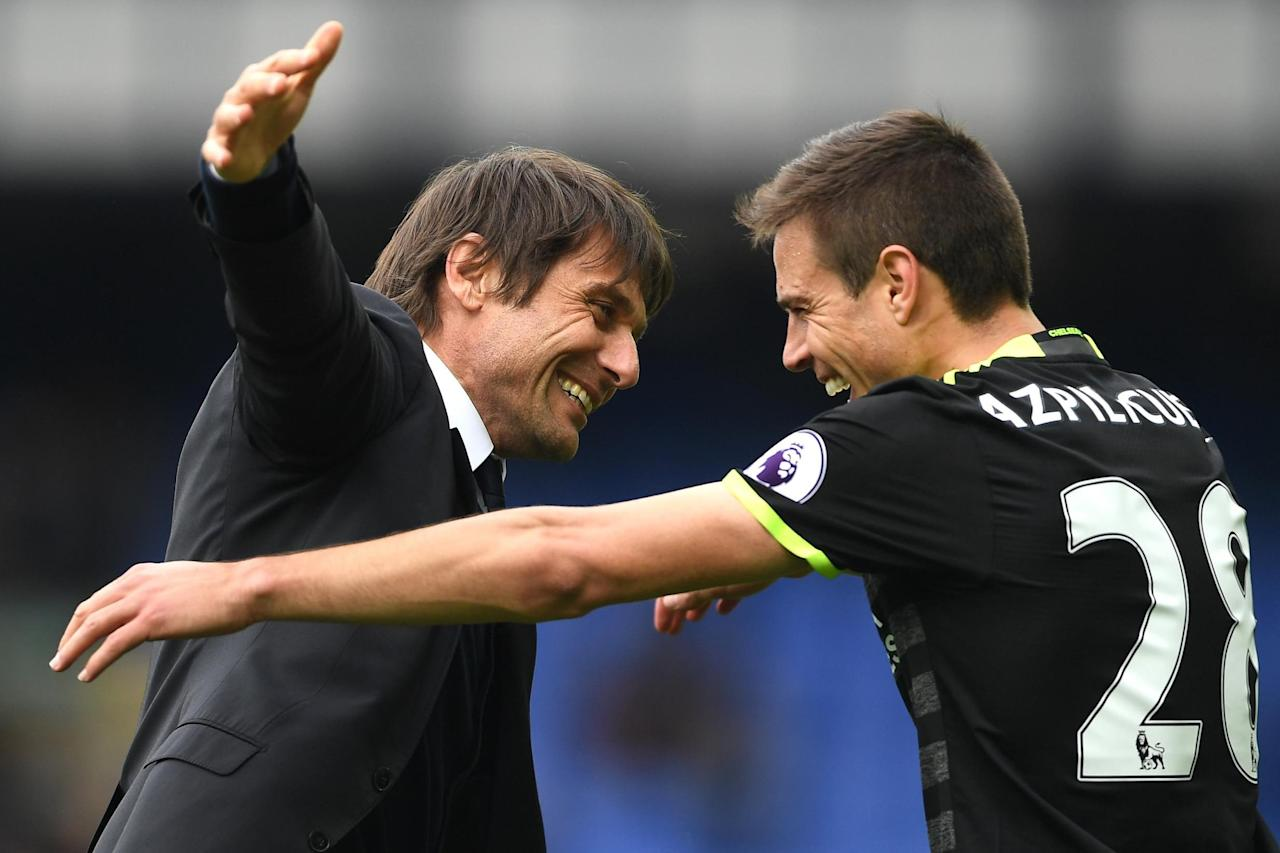 Cesar Azpilicueta: Antonio Conte's winning mentality at Chelsea has been amazing from day one