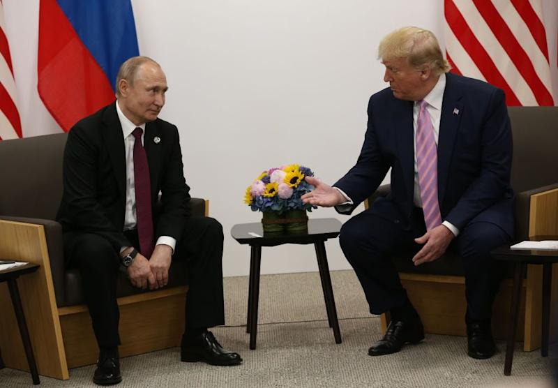 Trump Is Testing Putin's Campaign Strategy